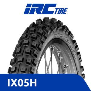 Foto Produk Ban Motor Honda CRF 150 IRC 70/100-17 iX-05H Tubetype dari IRC Official Store