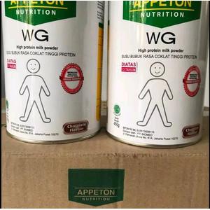 Foto Produk APPETON weigth gain apeton susu penambah berat badan dewasa 450 gr dari adibayu store