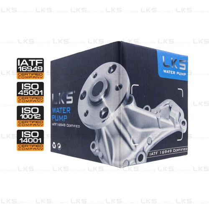Foto Produk WATER PUMP LKS FOR LANCER DOHC 1.8/1.6 dari LKS Autoparts