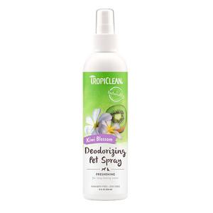 Foto Produk tropiclean 236 ml (8 oz) kiwi blossom deodorizing pet spray dari F.J. Pet Shop