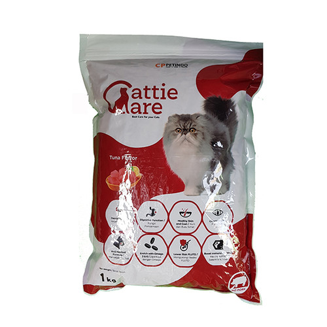 Foto Produk cattie care 1 kg cat tuna flavor dari F.J. Pet Shop