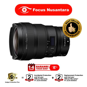 Foto Produk NIKKOR Z 14-24mm f/2.8 S dari Focus Nusantara