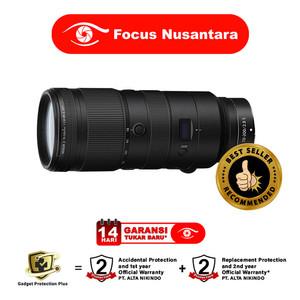 Foto Produk NIKKOR Z 70-200mm f2.8 VR S dari Focus Nusantara