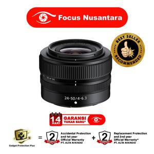 Foto Produk NIKKOR Z 24-50mm f/4-6.3 dari Focus Nusantara