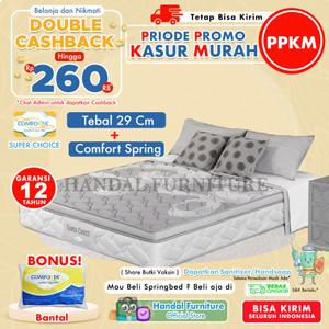 Foto Produk Hanya Kasur Comforta Springbed Super Choice ukuran 180 x 200 dari Handal Furniture