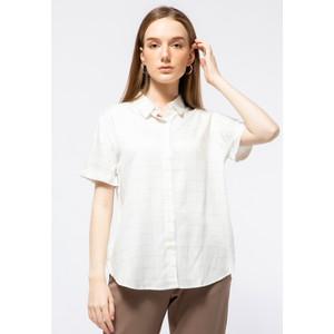 Foto Produk The Executive Short Sleeve Printed Shirt 5-BSWKEY221B035 Off White - Off White, S dari The Executive Indonesia