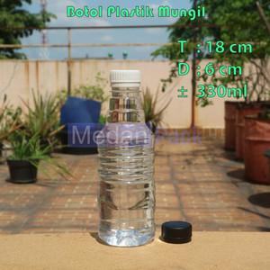 Foto Produk Botol Plastik Mungil 300 ml per 124 pcs dari Medan Pack