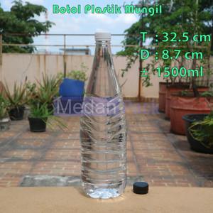 Foto Produk Botol Plastik Mungil 1500 ml per 70 pcs dari Medan Pack