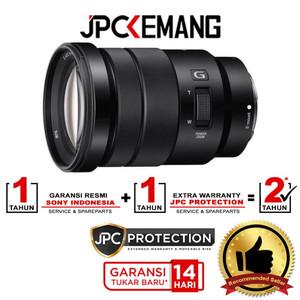 Foto Produk Sony E 18-105mm f/4 PZ G OSS dari JPCKemang