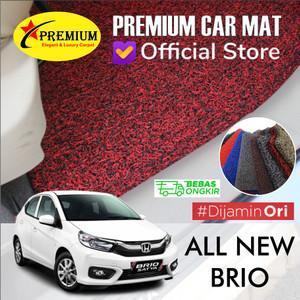 Foto Produk Premium Car Mat ALL NEW BRIO Non Bagasi 2 Warna dari Premium Car Mat