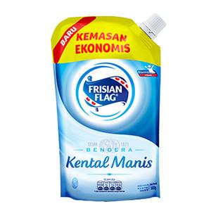 Foto Produk Bendera SKM Kental Manis 560G Pouch dari Hypermart Bellatera