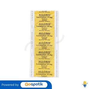 Foto Produk ALLORIS 10 MG STRIP 10 TABLET dari Apotek Mose Sawah Baru