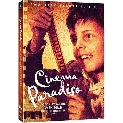 Foto Produk Cinema Paradiso (Nuovo Cinema Paradiso) (MCA038/1988) dari Kemang DVD Premium