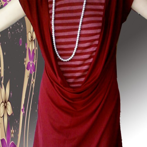 Foto Produk Cherish Chic Dress - RED dari Herfashionstore
