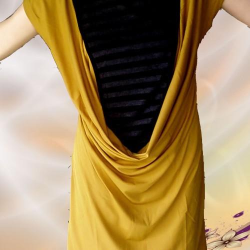 Foto Produk Cherish Chic Dress - Yellow dari Herfashionstore
