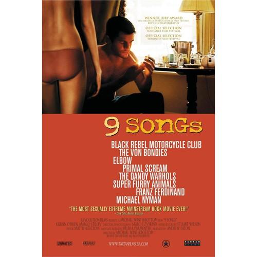 Foto Produk 9 Songs (M9A001/2004) dari Kemang DVD Premium