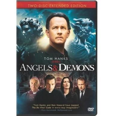 Foto Produk Angels & Demons (MDA031B/2009) dari Kemang DVD Premium