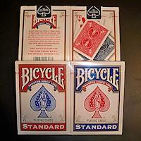 Foto Produk Bicycle Standard (3 Deck) dari Spades Magic