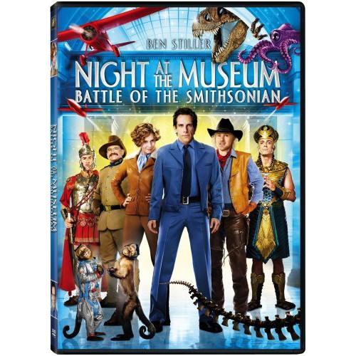 Foto Produk Night At The Museum 2: Battle Of The Smithsonian (MNA007B/2009) dari Kemang DVD Premium