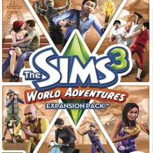 Foto Produk The Sims 3 World Adventure  dari PC HOUSE