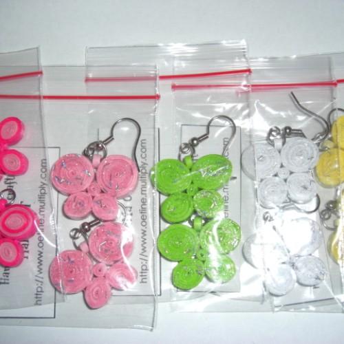 Foto Produk Anting gantung kupu-glitter dari rlsdn-3298
