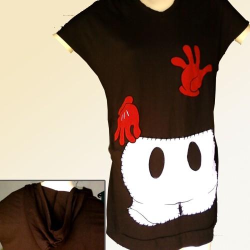Foto Produk Mickey Under Cover - Dress dari Herfashionstore