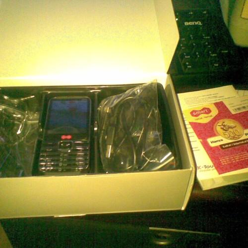 Foto Produk Hape Modem Smart k-Touch E329 (SECOND) dari Cemplu's