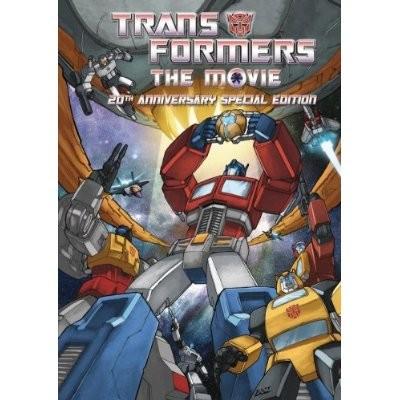 Foto Produk The Transformers: The Movie (MTA024/1986) dari Kemang DVD Premium