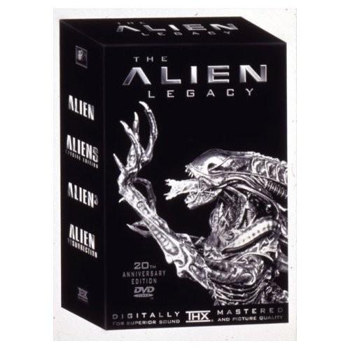 Foto Produk The Alien Legacy (MAA012/Various) dari Kemang DVD Premium