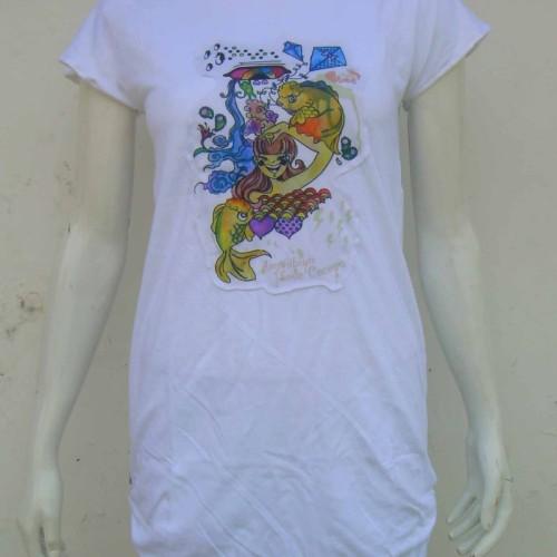 Foto Produk T'Shirt Putih dari Opium Babe ^