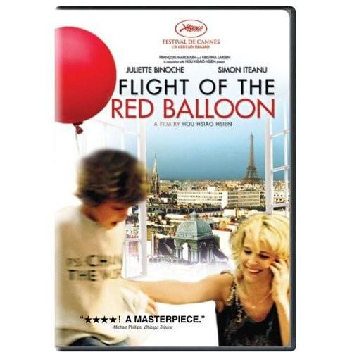 Foto Produk Flight Of The Red Balloon (Le Voyage Du Ballon Rouge) (MFA025/2007) dari Kemang DVD Premium