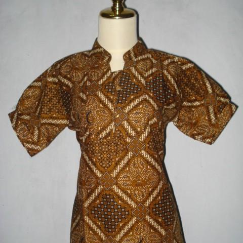 Foto Produk Blus Batik Sogan 6 dari RadjaBeres
