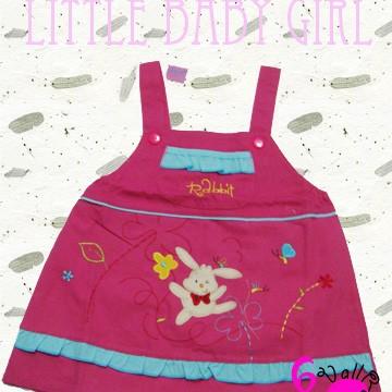 Foto Produk Little Princess - Rok Kodok Rabbit dari VallRayn's Baby Kingdom