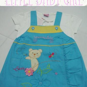Foto Produk Little Princess - Rok Kodok - Gardening Bear dari VallRayn's Baby Kingdom
