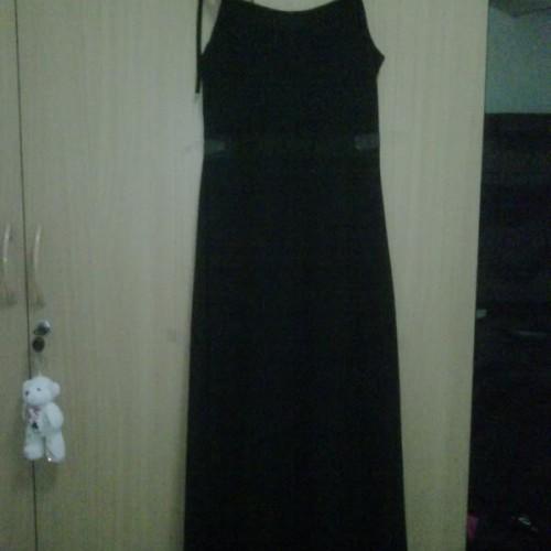 Foto Produk Long Black Dress dari Fashionista Boys & Girls