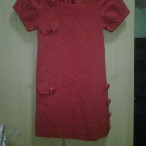 Foto Produk Red Dress dari Fashionista Boys & Girls