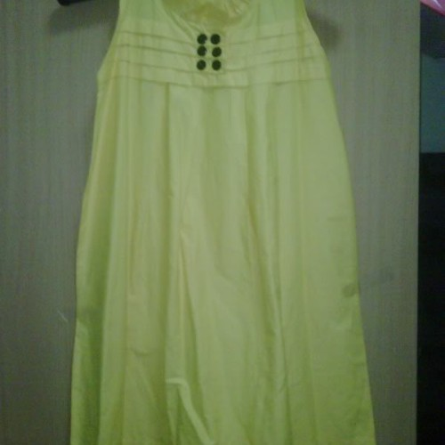 Foto Produk Yellow Dress dari Fashionista Boys & Girls