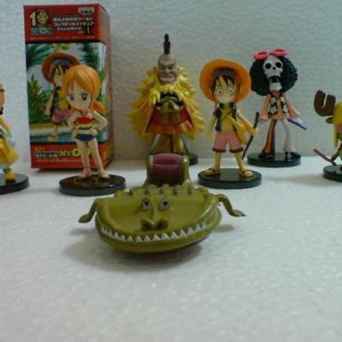 Foto Produk One Piece World Collectible 1 Strong World dari OP, DB, Dll