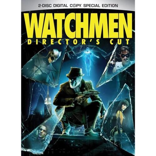 Foto Produk Watchmen (MWA019/2009) dari Kemang DVD Premium