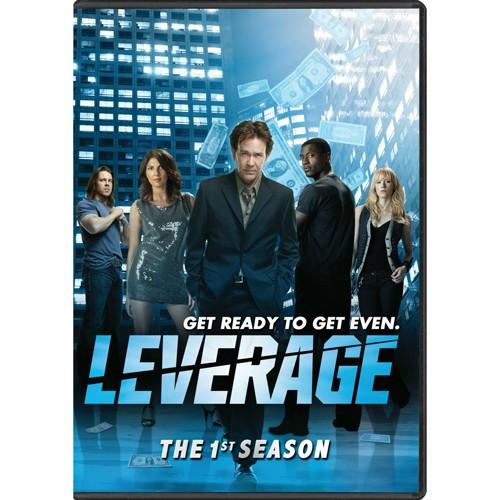 Foto Produk Leverage: Season One (MLA001/2008) dari Kemang DVD Premium
