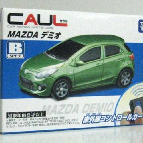 Foto Produk Caul Mazda Demio (Mazda 2) Green - STOK HABIS dari Tomica Shop