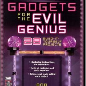 Foto Produk Elektronik Gadget for evil Genius dari tak ada duanya