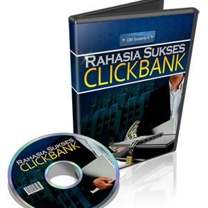 Foto Produk Video Tutorial Rahasia Sukses ClickBank dari tak ada duanya