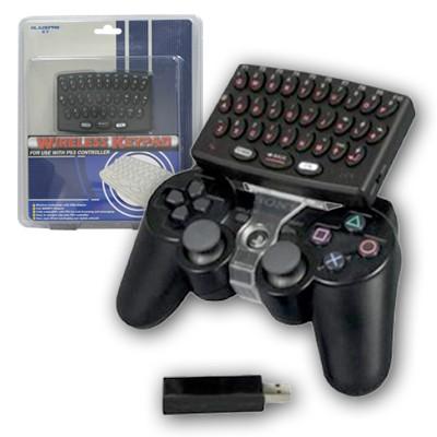 Foto Produk PS3 wireless keypad 2.4Ghz dari rlsdn-2374