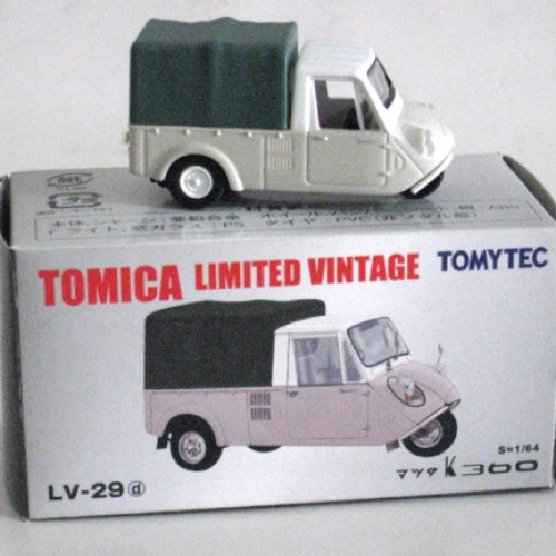 Foto Produk LV-29d Mazda K360 - STOK HABIS dari Tomica Shop