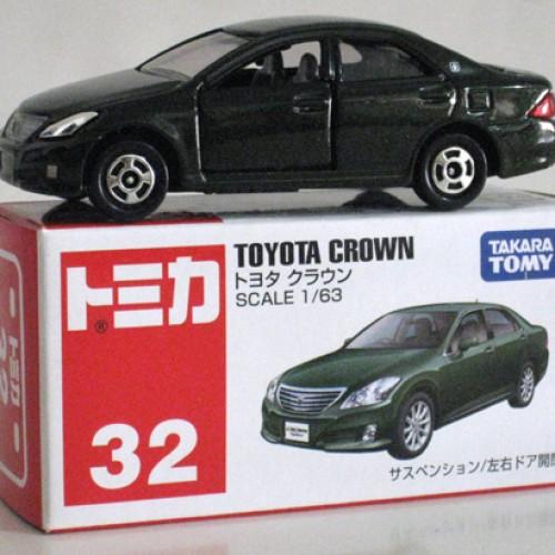 Foto Produk #032 Toyota Crown (TTB) - STOK HABIS dari Tomica Shop
