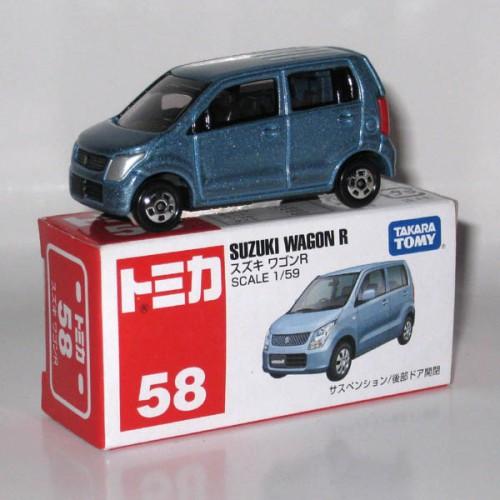 Foto Produk #058 Suzuki Wagon R / Karimun (TTB) dari Tomica Shop
