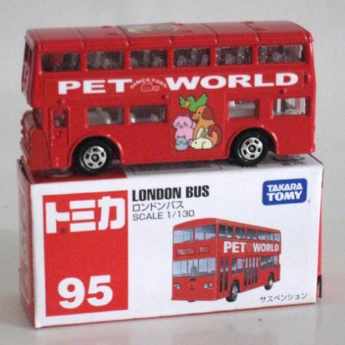 Foto Produk #095 London Bus (TTB) - STOK HABIS dari Tomica Shop