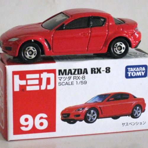 Foto Produk #096 Mazda RX-8 (TTB) - STOK HABIS dari Tomica Shop