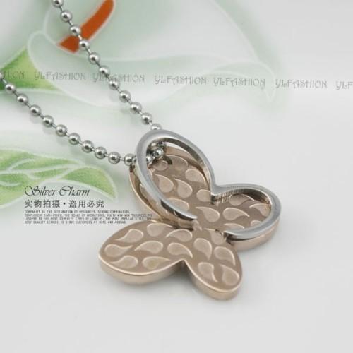Foto Produk Kalung Gold Butterfly Leaf dari KLIKHADIAH